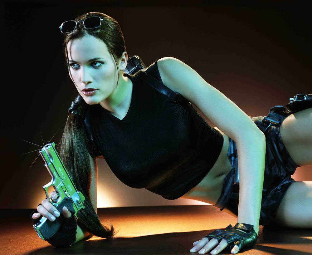 A második holland származású Lara modell, aki egyébként 15 évesen kezdett modellkedni.