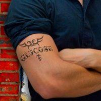 Vércukorszintmérés tetoválással