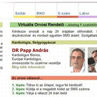 Virtuális Orvosi Rendelő