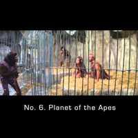 Top 10 hiba a science fiction filmekben