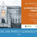 Előadás a San Marco Szabadegyetemen