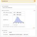 Laboreredmények: WolframAlpha