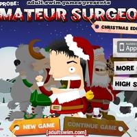 Mikulásra: Amatőr sebész játék