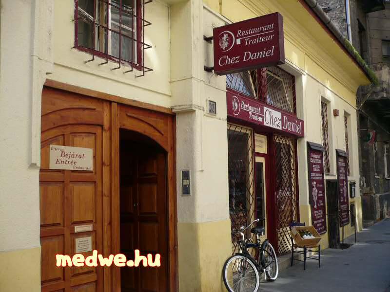 Chez Daniel utcafront