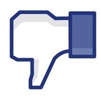 A Facebook dislike veszélyei