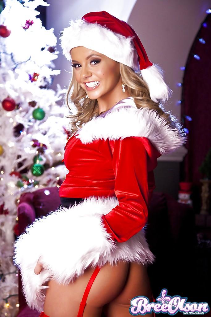 Karácsony Bree Olsonnal