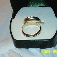 Elkészültek a gyűrűk! / The rings have been made!