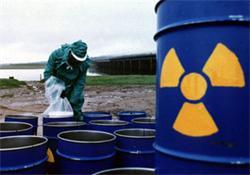 Radioaktív hulladék