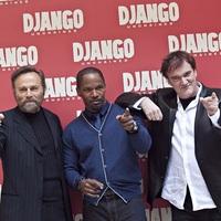 Django elszabadult Rómában