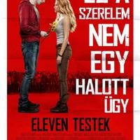 Warm Bodies / Eleven testek (2013) poszter és előzetes magyar felirattal