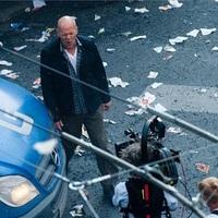 A Good Day to Die Hard forgatási képek