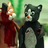 A rajtaütés - Az év akciófilmje gyurmából