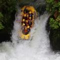 Rafting Rotoruában