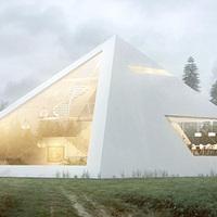 XXI. századi piramis