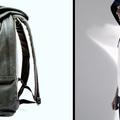 Kapucnis hátizsák