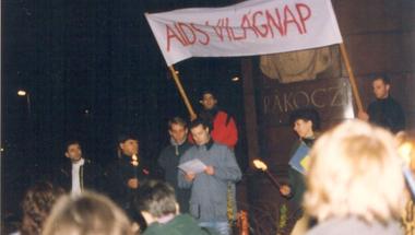 Halott csend a magyar AIDS-felvilágosítás!