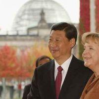 A német teve esete a kínai sárkánnyal