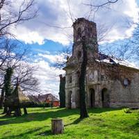 Rejtőzködő romok III. - a húsvéti autóstúra 2. része