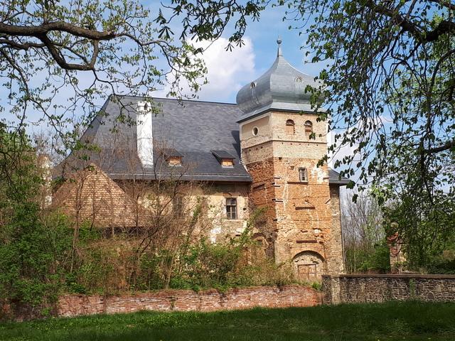 Jánosháza rejtett kincse, az Erdődy kastély