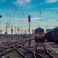 Vasúti mozaik