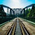 Vonatvadászat a Tisza mentén