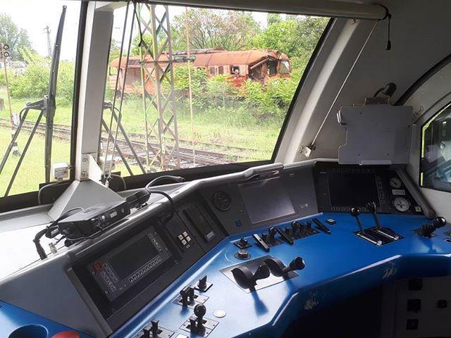 #tauruscockpit #öbbtrain #trainhungary