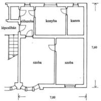 Hogy lesz élhető 2016-ban egy 1916-os építésű, 1956-ban elrontott lakás?