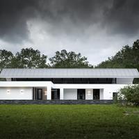 Így néz ki egy minimalista holland családi ház