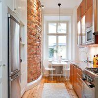 Ha megdobnak kővel: konyhák és étkezők rengeteg téglával