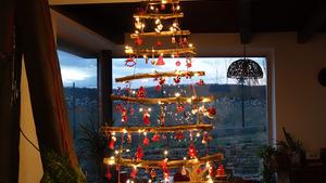 Alternatív karácsonyfa, ahogy én szeretem