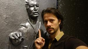 Menő budapesti lakások: Han Solo az ajtóban