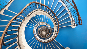 Budapesti lépcsőházakon ámuldozik a világ