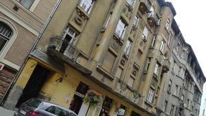 Budapest legszebb lépcsőházai: Hegedűs Gyula utca 32.