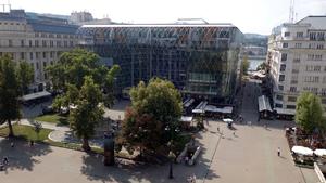 Menő budapesti lakások: Dunára néző fantasztikus lakás