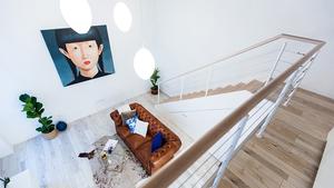 Egy Airbnb-re szánt lakás is lehet különleges