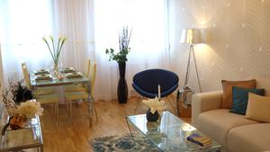 Menő budapesti lakások - Napfényes rózsadombi