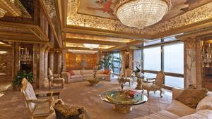 Ki volt a belsőépítésze az amerikai elnök ízléstelen otthonának?