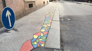 Csak a legmerészebbeknek: streetart a lakásban!