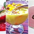 Habkönnyű gyümölcsös desszertek télen is