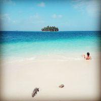 Welcome to Paradise. Would you lay here? #mertutaznijo #eupolisz #sun #sea #beach #island #panama #sanblasislands