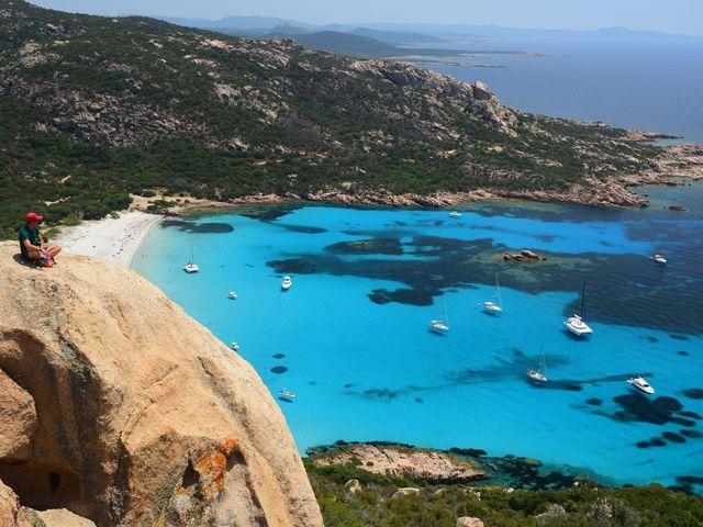 Korzika a sziget
