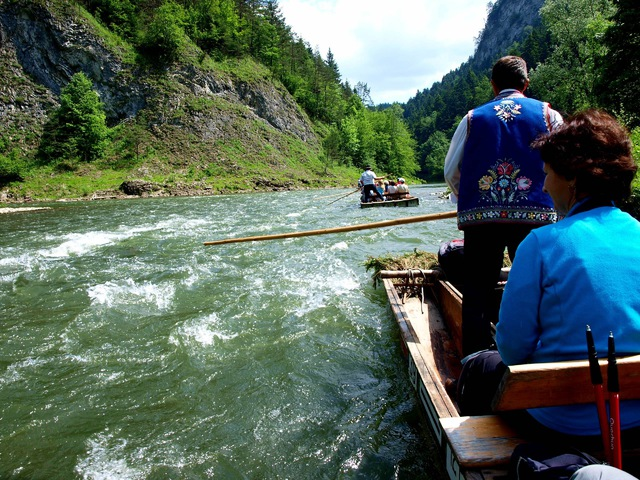 Dunajeci tutajtúra