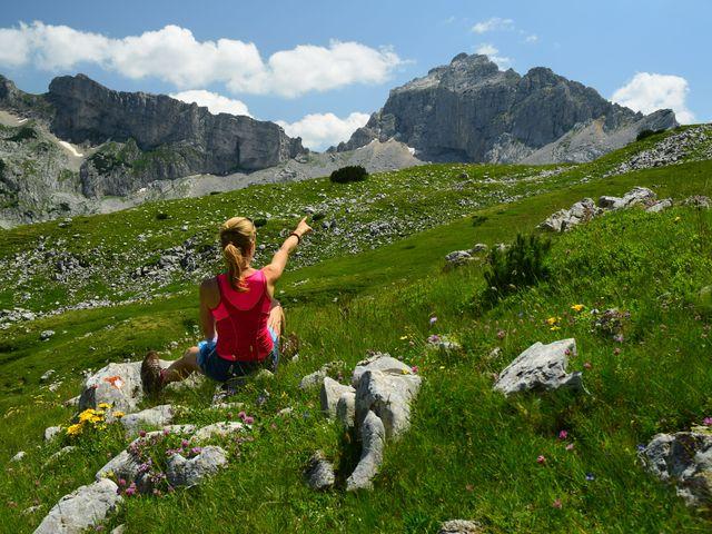 Montenegró - a Fekete hegyek országa