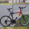 Biciklitükör. Vagyis nem biciklitükör, hanem egy bicikli, mint valami egészen másnak a tükre