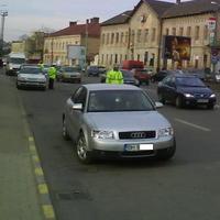 Rendőrökkel a tilosban