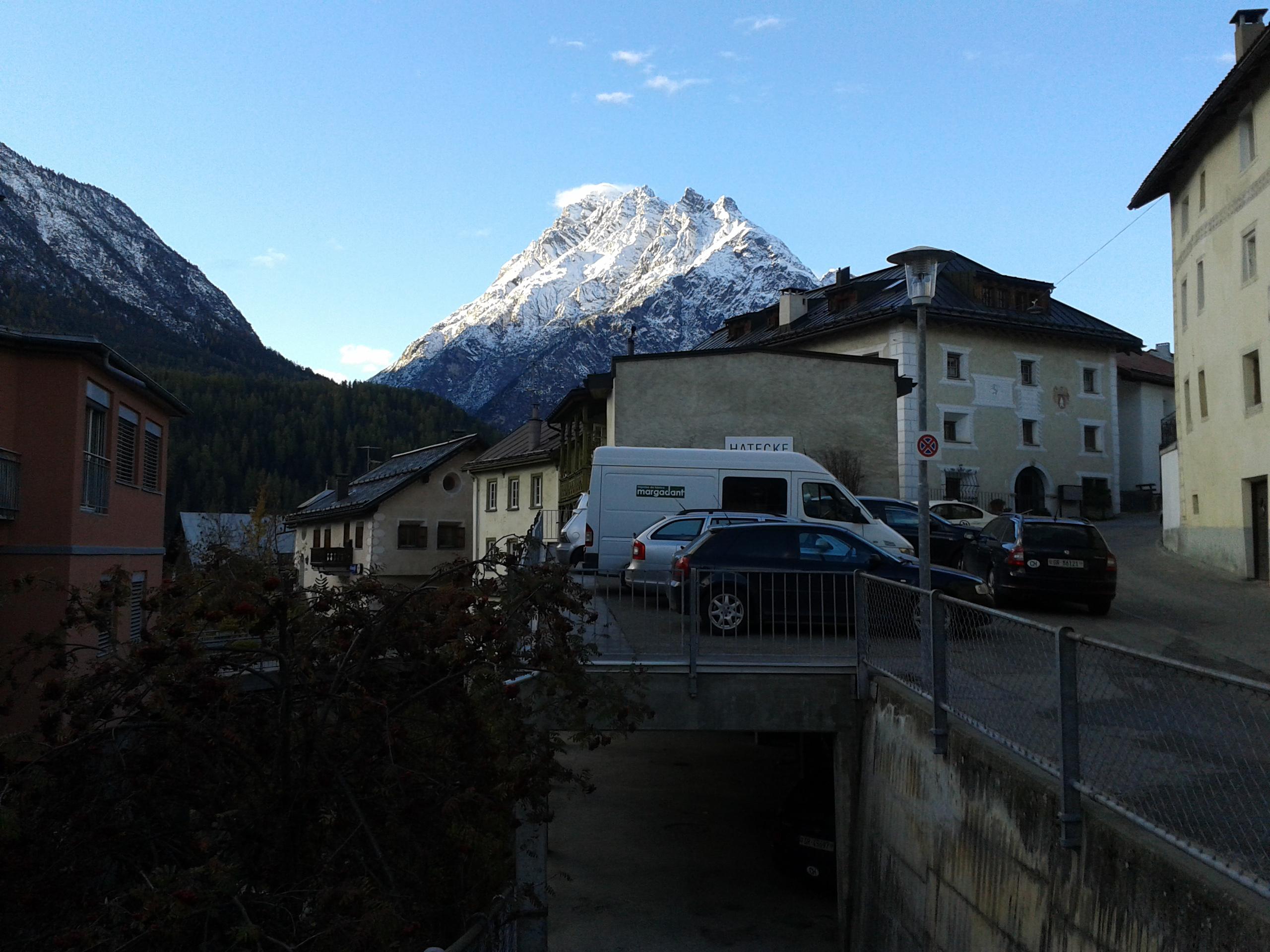 Ez csak simán szép. Svájc, hát na.
