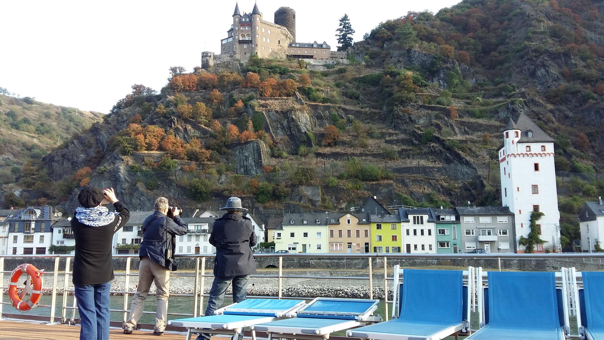 Boat Cruise on the Rhein River