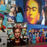 Frida Kahlo vendégségben a Nemzeti Galériában – 2018. július 7 – november1.