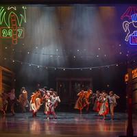 """Erkel Színház – """"Balettkaland két felvonásban: Total Dance + A vágy villamosa"""" II.– 2018. május 6 11h"""