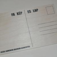 Törlesztés a képeslap újra értelmezőjének